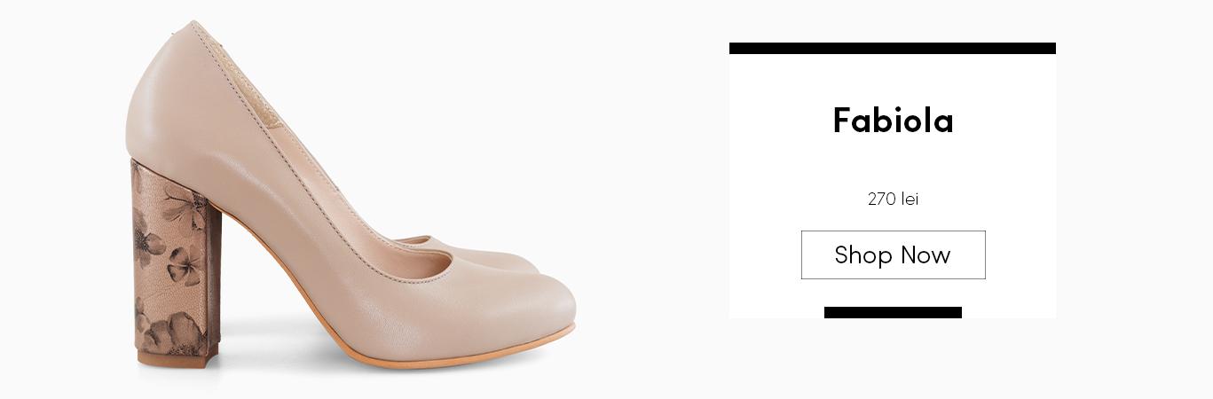 Pantofi Fabiola