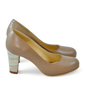 Pantofi cappuccino Strips