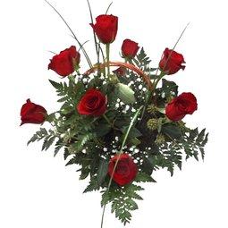 Cosulet de trandafiri