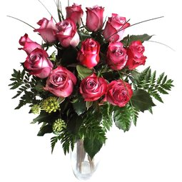 Trandafiri mov