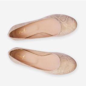 Balerini din piele naturala Goldwyn