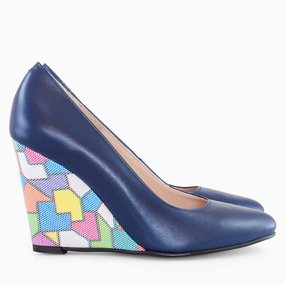 Pantofi Puzzled