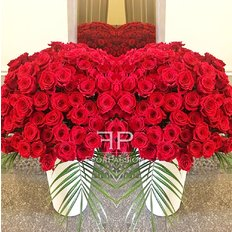 500 Red Roses Bouquets
