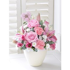 Fiori per Nascita Bimba | Consegna Fiori a Domicilio | Fiorista FlorPassion
