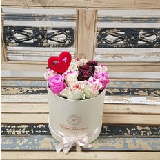 Fresh Roses melted in chocolate | Million Florwers by FlorPassion