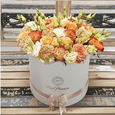 Flower Box Delivery Milan | Local Florist Milan