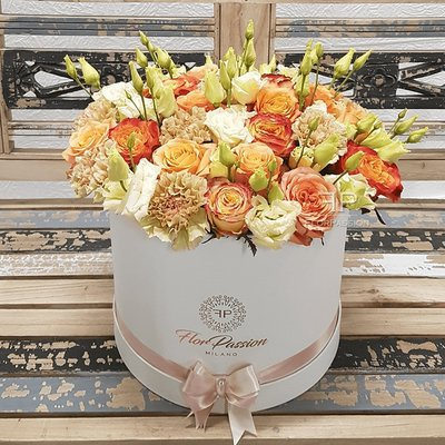 Flowers Muse Box