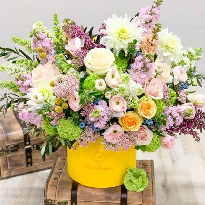 La Primavera FlorPassion Box