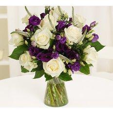 Lisianthus Rose Bouquet