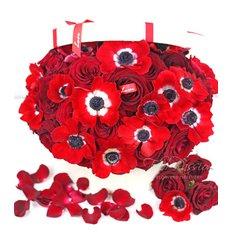 Love Roses Hat
