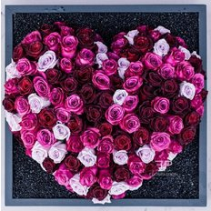 Valentines Day Flowers | Send Flowers to Milan Italy | FlorPassion Luxury Local Florist