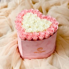 San Valentino Box Rose Sabilizzate |  Edizione Limitata |