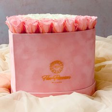 Make me Blush Forever Roses Box