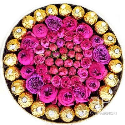 Pink Sweet Valentine's