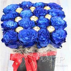 Sweet Blue Romance
