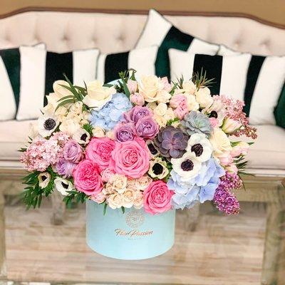 Violet FlorPassion Box