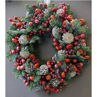 Winter Classic Wreath