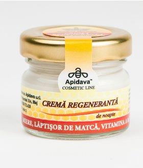 CREMA REGENERANTA DE NOAPTE- Apidava, 30ml