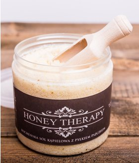 SARE DE BAIE- Honey Therapy, 750 gr