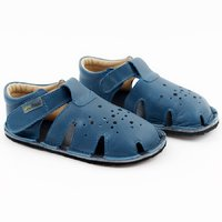 Aranya leather - Blue 19-23 EU