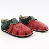 Aranya leather - Strawberry 19-23 EU