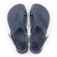 Barefoot toe loop sandals - Ocean - in stock