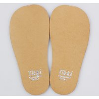 Chrome Free leather removable insoles - kids