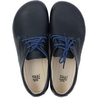 Minimalist wide adult shoes ROOTS - Midnight Blue