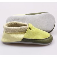 Multicolor soft shoes - Limoncello