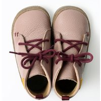 OUTLET Barefoot leather boots - Beetle - Tourmaline