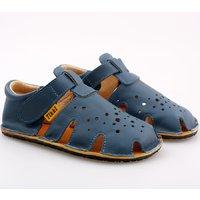 OUTLET - Barefoot sandals - Aranya Blue 24-32 EU