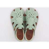 OUTLET - Barefoot sandals - Aranya Mint Green 24-32 EU