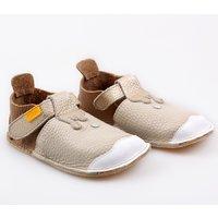 OUTLET Pantofi Barefoot 24-32 EU - NIDO Vanilla