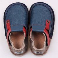 OUTLET - Pantofi Barefoot copii - Classic Deep Blue