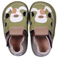 OUTLET - Sandale Barefoot copii - Cățel zâmbăreț