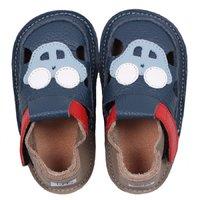 OUTLET Sandale Barefoot copii - Mașina de vacanță