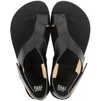 OUTLET - Sandale damă barefoot 'SOUL' -  Black