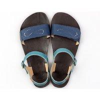 OUTLET - Sandale damă barefoot 'VIBE' - Blue