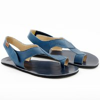 OUTLET SOUL leather - Blue