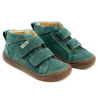 OUTLET Water-repellent leather boots - MOON – Gecko 24-29 EU