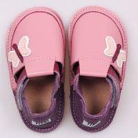 OUTLET2 - Pantofi Barefoot copii - Fluturi