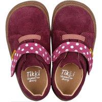 Pantofi Barefoot - Aster Scarlet 19-23 EU