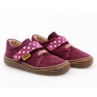 Pantofi Barefoot - Aster Scarlet 24-29 EU
