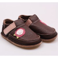 Pantofi Barefoot copii - Buchet de flori