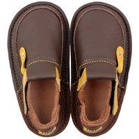 Pantofi Barefoot copii - Classic Castagno