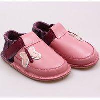 Pantofi Barefoot copii - Fluturi