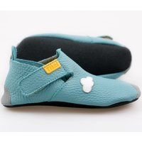 Soft soled shoes - Ziggy Clear Sky 19-23EU