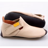 Soft soled shoes - Ziggy Coral Duo 19-23EU