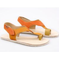 'SOUL' barefoot women's sandals - Tropical Sunset